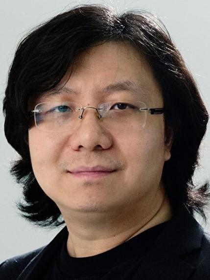 導演馬琰是來自加拿大多倫多的電影人。(扶搖直上製作方提供)