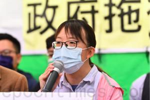 香港葵盛西邨爆中共病毒 區議員批政府阻礙抗疫