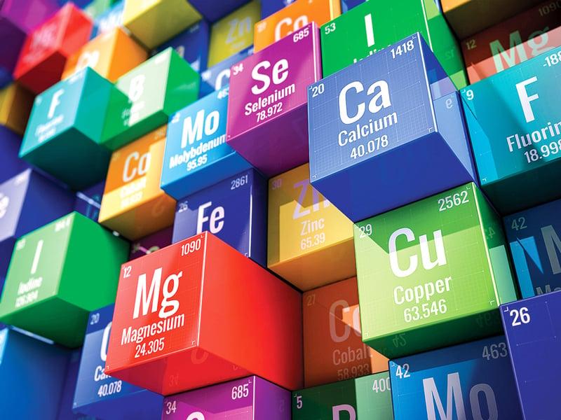 科學家推出新的元素周期表