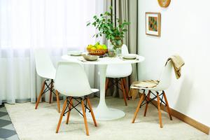 小空間佈置術 創造溫馨的用餐環境