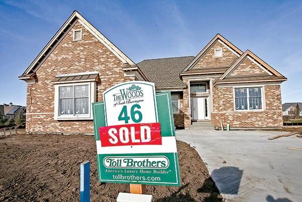 美國高端房屋銷售強勁