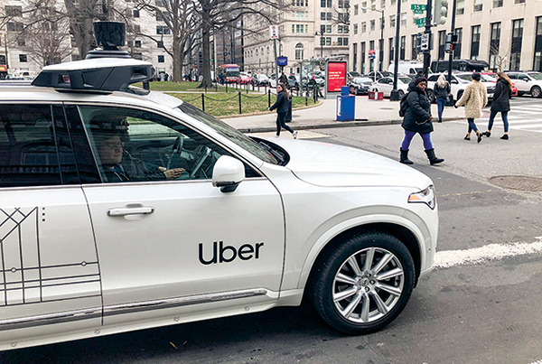 Uber售自駕業務給Aurora 持有40%股份