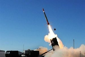 台增購愛三導彈 法國或向台提拉法葉艦升級案