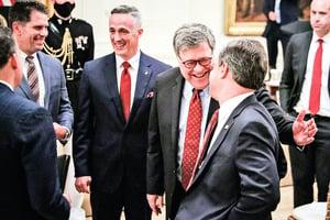巴爾的顧慮 特朗普三整國防部