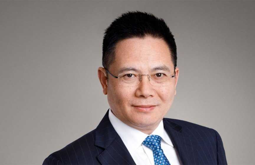 紫荊黨發起人李山曾高調支持實施「港版國安法」,並極力推崇23條立法等。(CREDIT SUISSE網頁截圖)