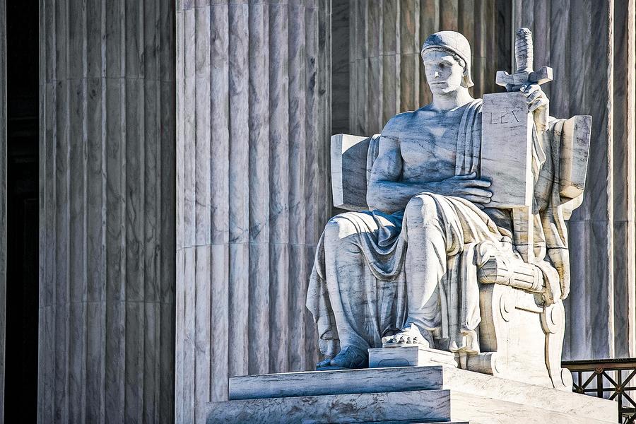 聯邦大法官 美國憲政的最後守護人