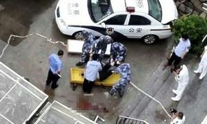 傳中共海軍一大校跳樓自殺 或涉海軍高層