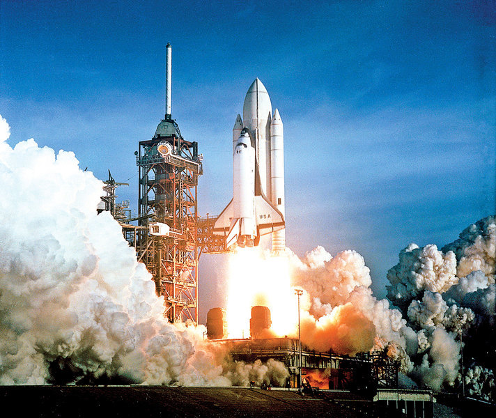 太空梭時代因何完結?