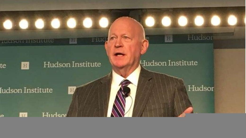美國國防部12月9日發佈新聞稿表示,他們準備請哈德遜研究所的中國政策專家白邦瑞(圖)出任國防政策委員會主席。(美國之音)