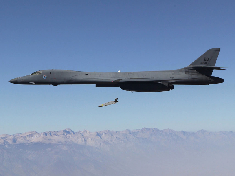 軍艦殺手AGM-158C—美軍隱形反艦導彈