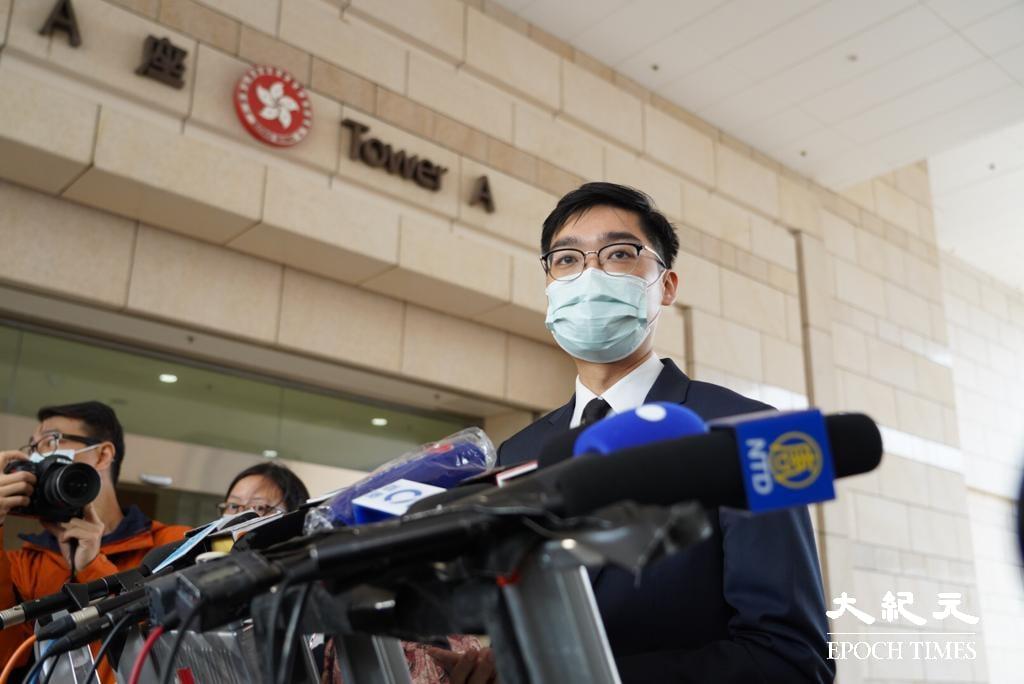 12月12日,裁判官王詩麗認為,由於未能辨認犯案人是否是被告陳浩天,故裁定罪名不成立。(余鋼/大紀元)