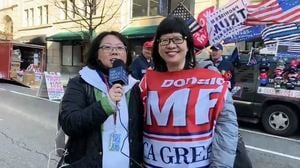 華人牧師呼籲支持特朗普總統 保護美國的立國根基