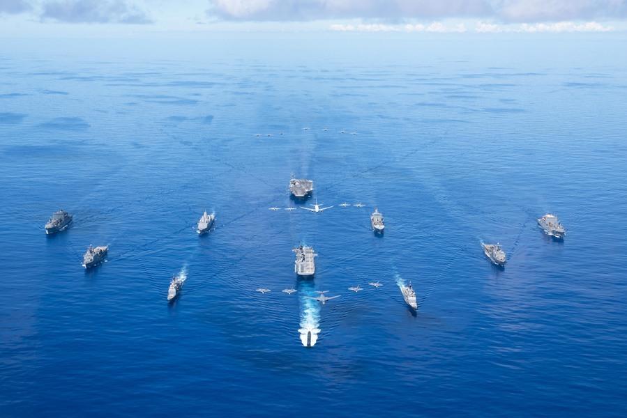 遏制中共擴張 美強化海軍戰力 發佈30年造艦計劃