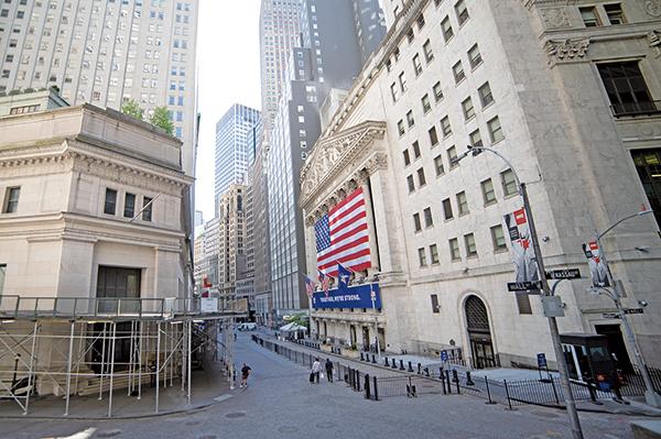 北京酬庸華爾街 高盛或成首家全資證券外企