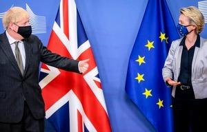 脫歐貿易協定最後期限延長至月底
