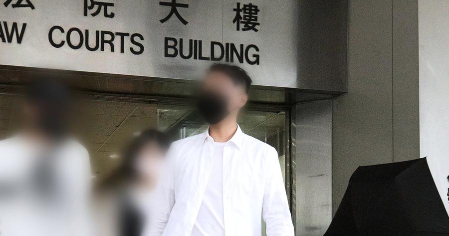港人稱「岳義士」青年就拒捕罪上訴 法官押後裁決