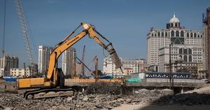 哈爾濱鼓勵房企降價 分析:政府缺錢