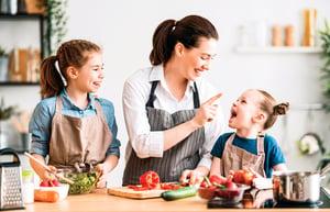 做嚴厲的媽媽   並不內疚的七個理由(一)