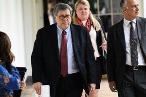 美國司法部長巴爾被免職 四千萬美金身家內幕曝光