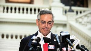 特朗普轉推:佐州州長和州務卿將坐牢
