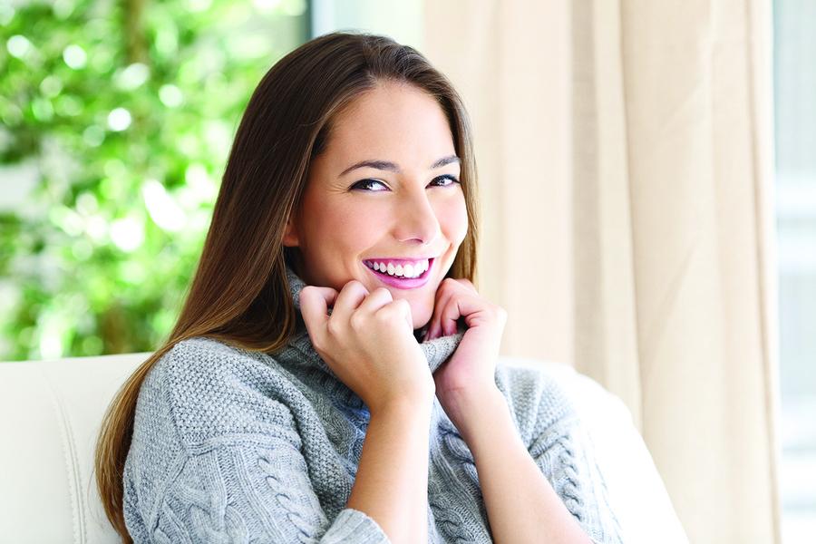 10秒笑容就能化解緊張情緒!
