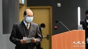 【圖片新聞】港「防疫抗疫基金」申請注資64億 支援重創行業