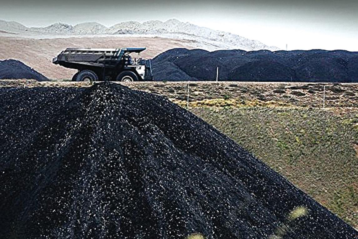 近日,多省發限電停產通知。外界認為這是中共制裁澳煤導致電力供應不足。圖為澳洲BHP 的一家礦山。(Getty Images)