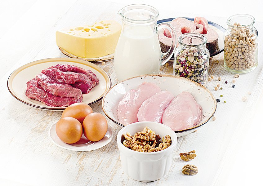 七種跡象要當心 營養師教你 三餐補充蛋白質