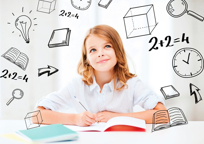 了解孩子學習數學時會遇到的困難