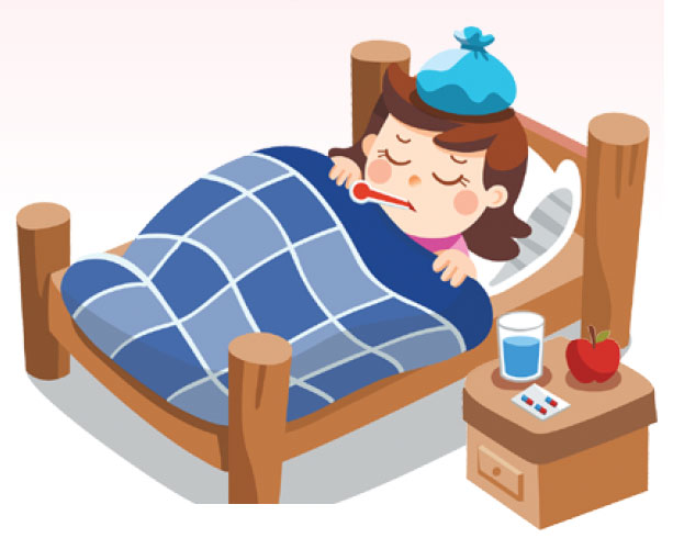 發燒需要去找醫生診治嗎?醫生:出現三種症狀立即就醫