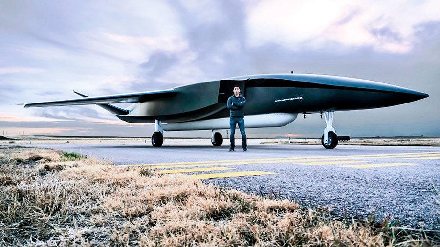 25噸重無人機 自動投放衛星入軌道