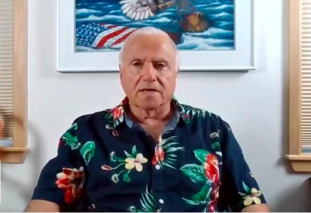 史蒂夫佩塞尼克博士(Dr. Steven Pieczenik)11月6日對媒體表示,特朗普對此次大選中民主黨舞弊動作早有防範,提前有所部署。(採訪影片截圖)