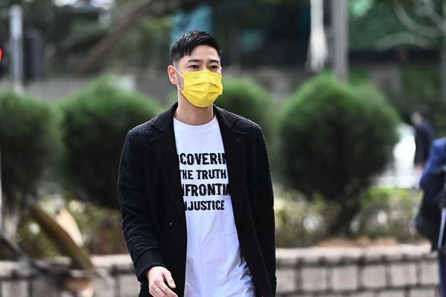 王宗堯七一案延至3月再提堂 今出庭籲關注12港人