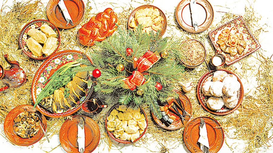 全球的美味聖誕各國聖誕大餐吃甚麼?(上)
