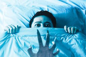 「鬼壓床」另外空間的控制嗎?