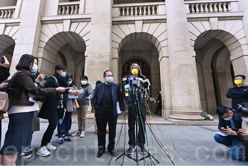 【圖片新聞】港終院裁定《禁蒙面法》合憲民主派表失望
