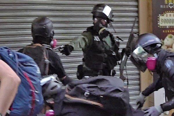 10.1中槍健仔被控暴動襲警 今未出庭應訊法庭發拘捕令