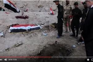 屠殺1700名伊軍 36名IS份子被絞死