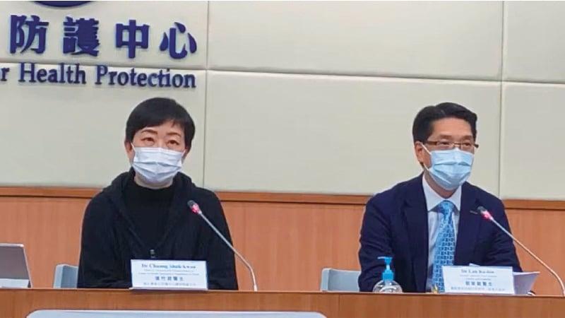 本港新增63宗確診個案,患者包括天水圍俊宏軒商場地舖診所的私家醫生吳小春,他早前曾為2名事後確診的病人診治。(貝蒂/大紀元)