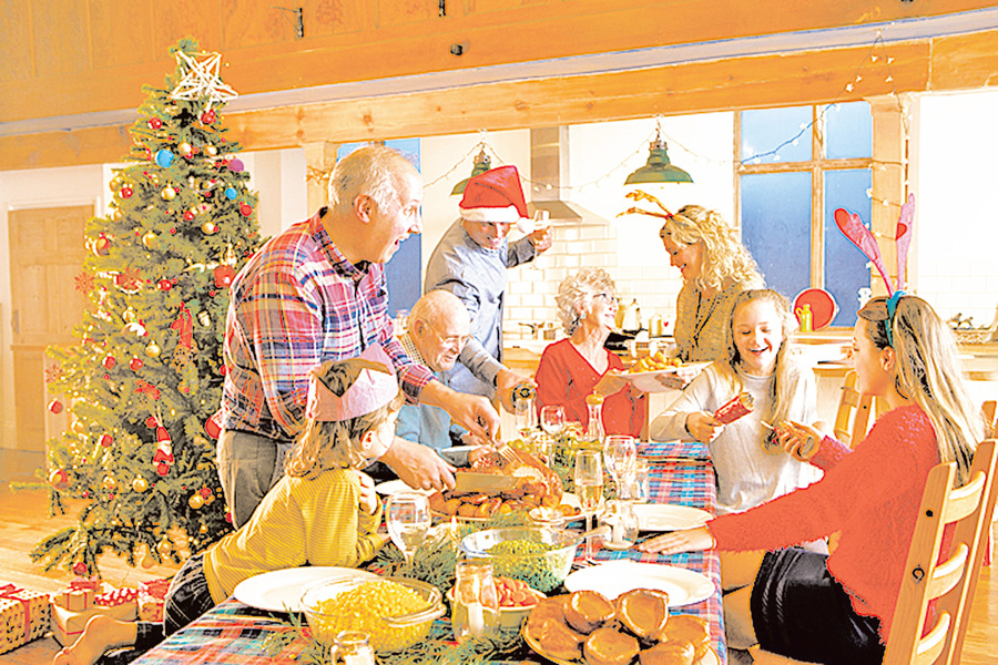 全球的美味 聖誕各國聖誕大餐吃甚麼?