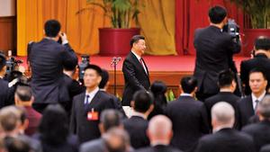 中國再響反習聲 習近平「收割」馬雲掀波瀾