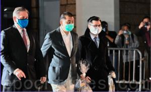 黎智英獲准以千萬港元保釋 須留家不得受訪及發文