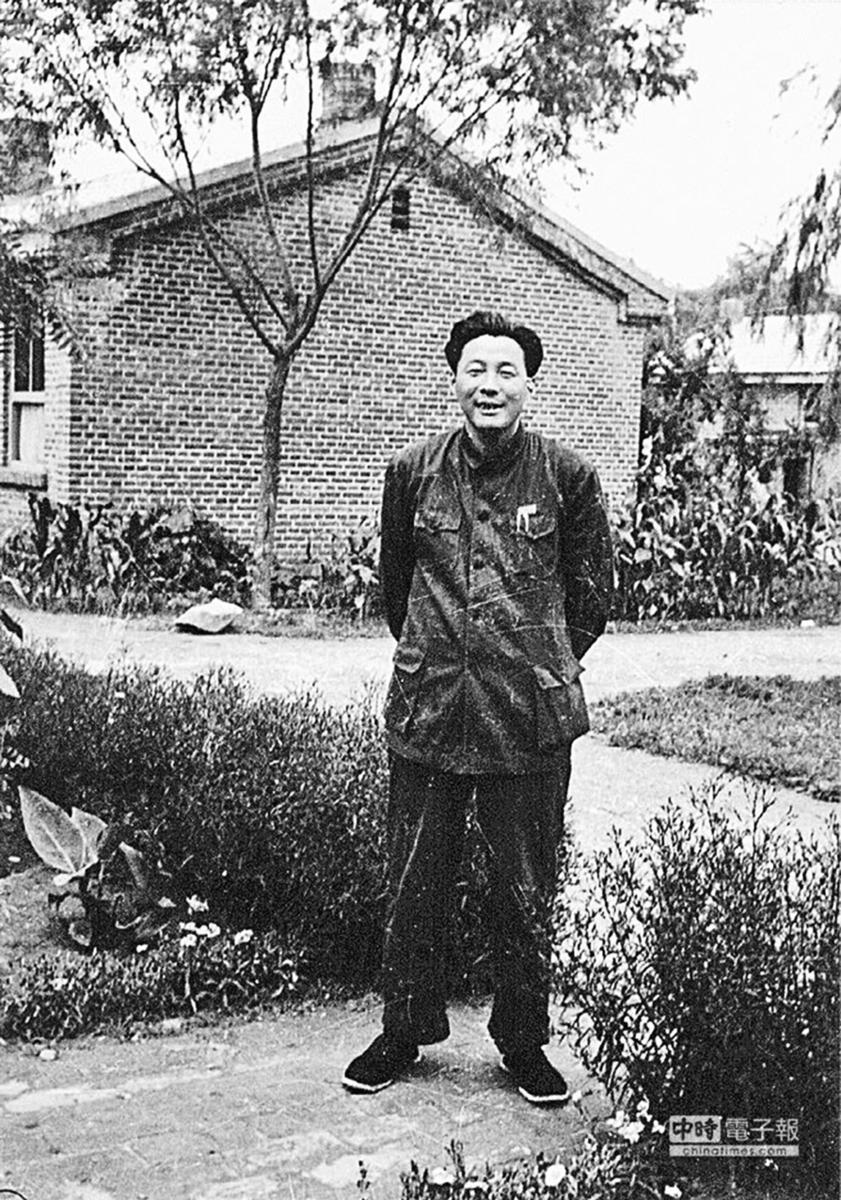 60年代北京大學最年輕的文科教授之一,汪籛教授。(網絡圖片)
