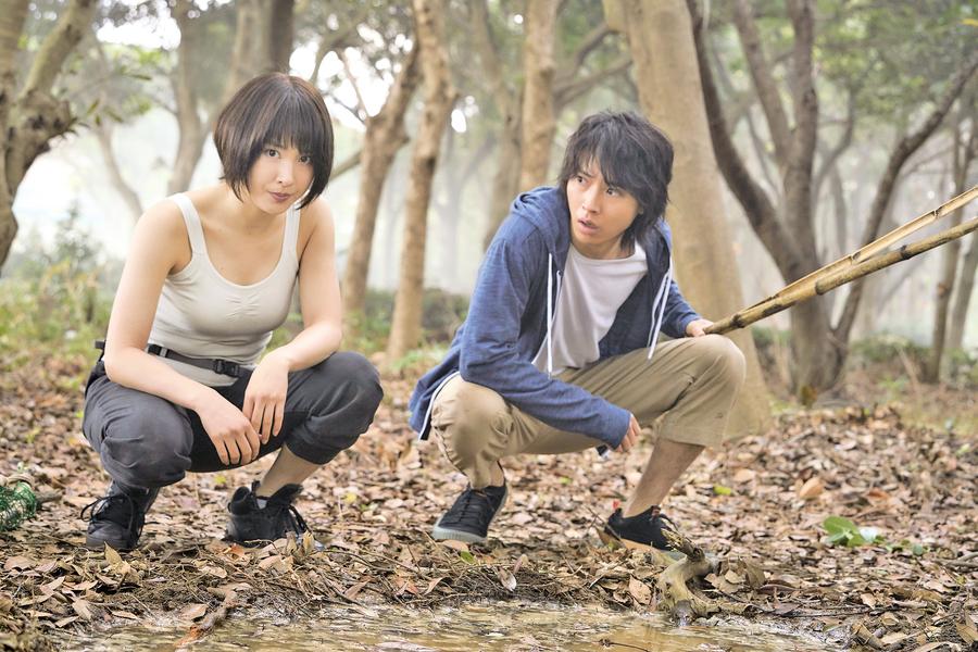 《今際之國的有栖》繁榮的東京 也是闖關遊戲絕佳舞台