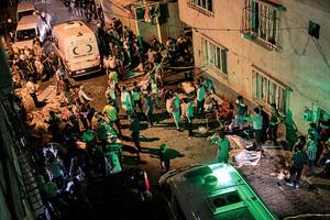 土耳其婚禮遭恐襲 30死100傷