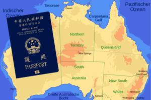 澳洲放寬港人移民 無需符合額外條件