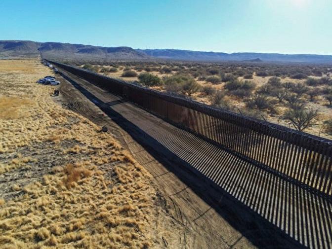 拜登欲拆邊境牆改移民法 引來大規模非法越境者