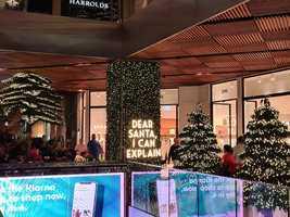 中共懼怕過聖誕節 電視節目內模糊聖誕樹