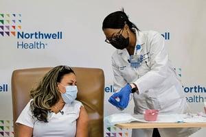 波士頓出現首例Moderna疫苗不良反應