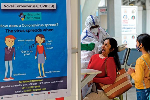 科學家:變種病毒已改變傳播方式和感染人群